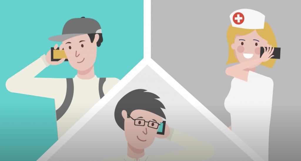 video over het makkelijk maken van bereikbaarheidsdiensten plannen, ruilen en overnemen