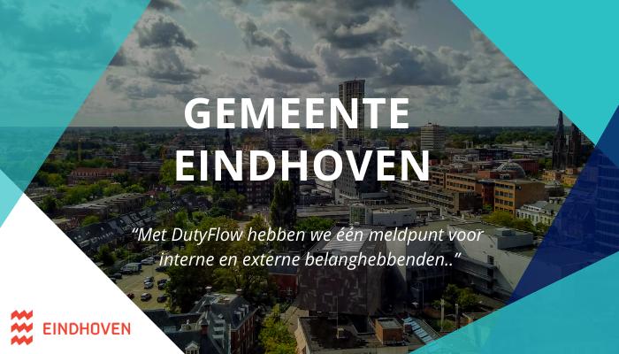 Gemeente Eindhoven gaat voor een betere bereikbaarheid van hun service, oproepdiensten en gladheidsbestrijding